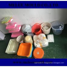 Moule de tabouret de commodité d'utilisation quotidienne en plastique