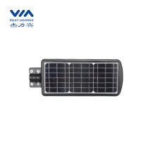 External solar powered street landscape light