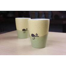 Copo de café cerâmico da porcelana de 14 onças Hotsale para o uso home