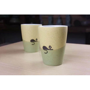 14 Oz Hotsale Ceramic Porcelain Coffee Cup for Home Use