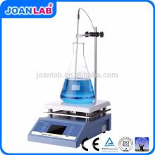 2017 Nuevo agitador magnético del laboratorio caliente de la venta de JOANLAB