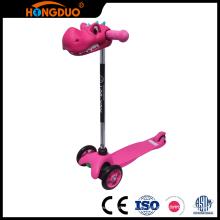 Geschickte Herstellung Kinder drei Räder Mini stehen bis Fuß Kick Roller