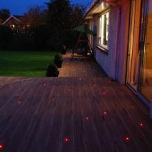 Fibre Optic Floor Light Kit