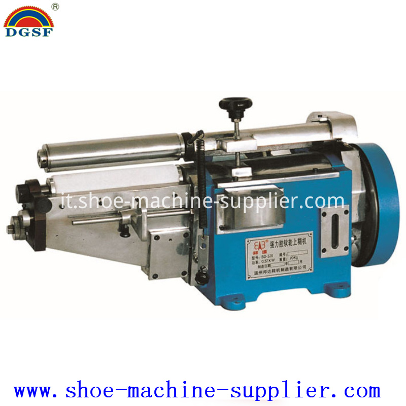 Insole Cementing Machine