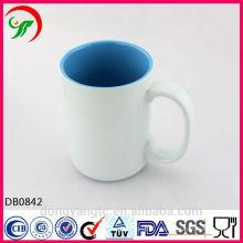 Tasse de tasse en céramique de logo fait sur commande, tasse de café en céramique, tasse en céramique