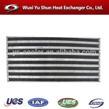 manufacturer of aluminum plate fin intercooler core