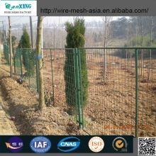 3D Curved PVC Wire Mesh Fence