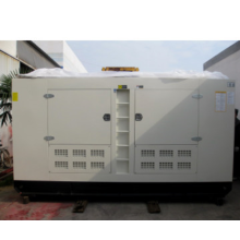 Grupo electrógeno diesel insonorizado Shangchai