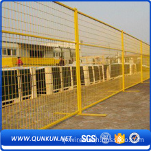 Welded Construction Site Canada Style Temporary Fences