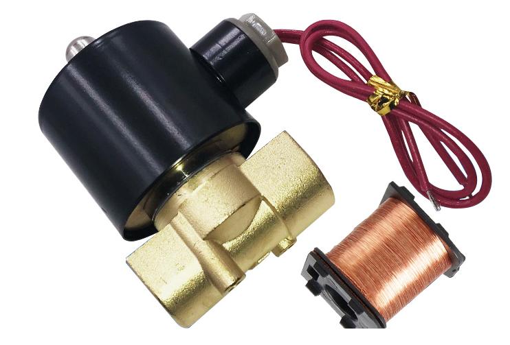 Cooper coil of 2W250-25 solenoid valve