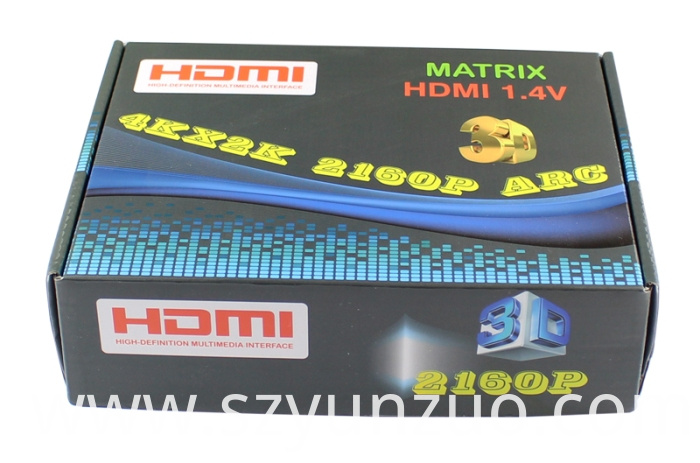 Hdmi Hdmi Matrix