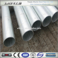 a53 grade b galvanized seamless pipe