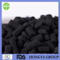 Activated Carbon for Oil Adsorption and Purification of Compressor