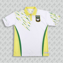 Mens polo t-shirts sec fit polo tshirt tissu