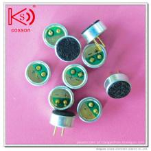 Microfone de capacitância 4522 Cabeça de várias especificações Mic completo