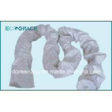 Woven Fiberglass Filter Bag with PTFE Membrane