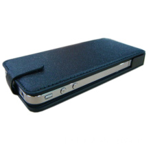 Original 1800mAh external li-on battery pack with leather coat for cellphone