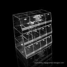 Hot Selling Acrylic Candy Box, Clear Lucite Display Case