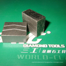 Diamond Segment for Block Cutting