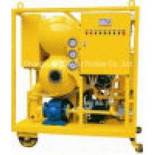 Équipement de traitement d'huile de transformateur à vide de double-étape d'économie d'énergie de haute performance