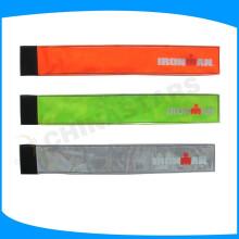 Ironman braçadeiras reflectoras de PVC para corredores