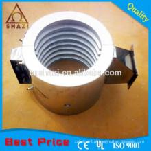 Aquecedor de ferro fundido de alumínio quente para a formação de vácuo