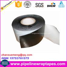 Double side butyl rubber pipe wrap tape