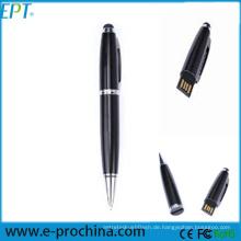 Kundenspezifischer Logo-USB-Speicher-Blitz 8GB USB-Feder-Laufwerk (EP42)