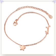 Jewelry Fashion Foot Chain Stainless Steel Anklets (CH016)
