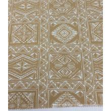 Leinen-Baumwolle Mischung gedruckten Kleidungsstück / Home Textiles Gewebe Druck