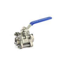 nouveaux produits contrôle agent de l'eau voulu GB SS ppr union robinet à tournant sphérique