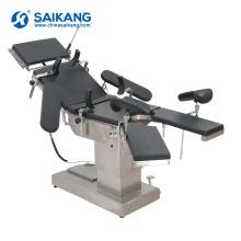 Mesa de operaciones quirúrgica de la oftalmología eléctrica hidráulica portátil A2000