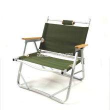 Cadeiras de dobradura de acampamento por atacado da liga, cadeira de praia ao ar livre portátil da cadeira da cadeira da dobradura