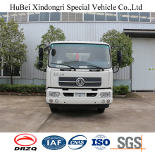8cbm Dongfeng Euro 5 Hook Arm Lifting Garbage Truck with Cummins Engine