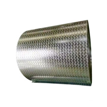 Hot dipped skin-passed galvanized steel coil from China factory