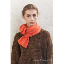 Factory newest pattern fashion long gaze de paris scarf with high quality