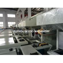 Machine automatique de belling de tuyau de PVC en plastique