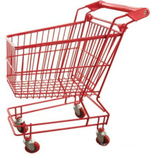 Children Cart Type and Zinc Plated Surface Handling Gift Mini Shopping Cart Trolley