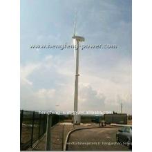 Aeroturbine de 100kW (générateur à aimant permanent vent et support gratuit tour)