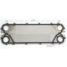 304 316 L placas e gaxetas de permutador de calor Alfa laval Sondex Vicarb e assim por diante marca