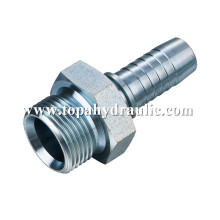 Quick connect pneumatic hose weatherhead fittings