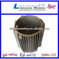 Qing dao aluminum die casting for clutch part