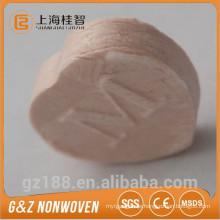 Nonwoven Heißer Verkauf 100% Seide komprimieren Gesichtsmaske Blatt