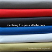 100% COTTON FABRIC 116*58 CD20*CD20 210gsm Twill 3/1 Khaki fabric from Vietnam