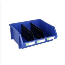 Lager-Stapelbare Kleinteile-Kunststoff-Hardware-Aufbewahrungsbox