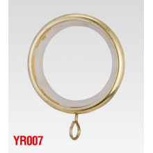 Big Size Iron Curtain Rod Rings