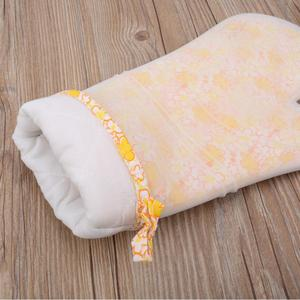 Cotton Glove Silicone Mitt for Baking