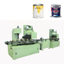 lata de tinta de metal para linha de produção de máquina