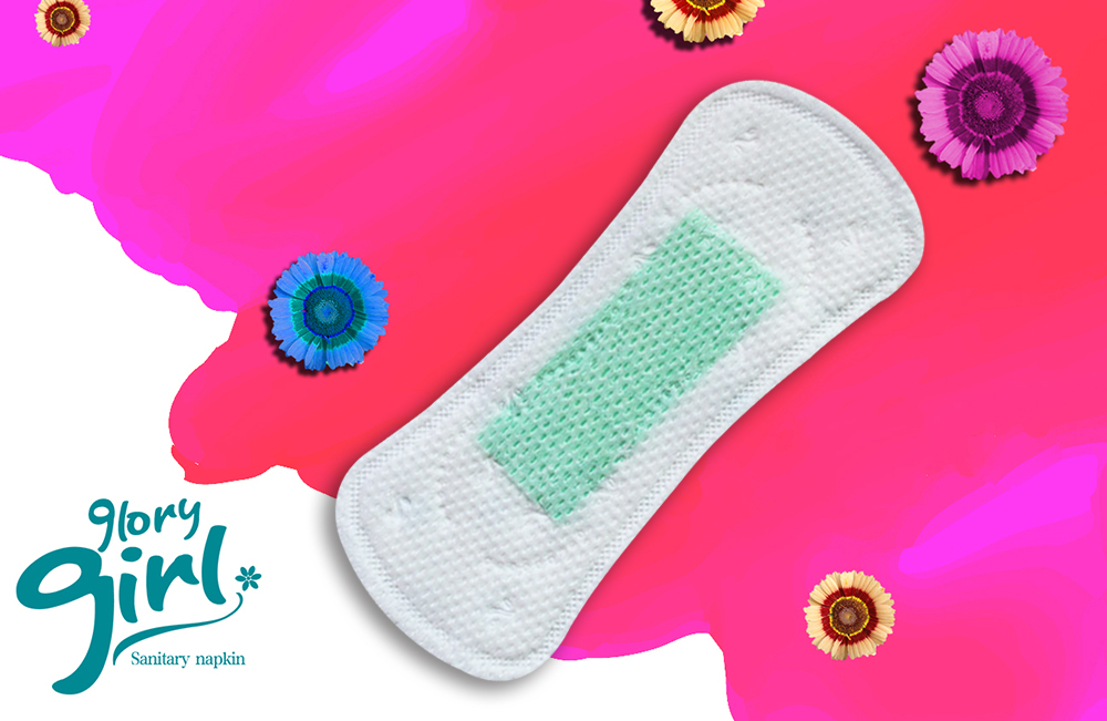 Brands of fragranced panty liners for girls