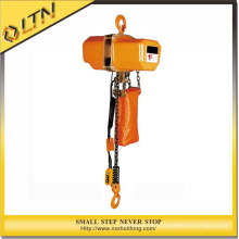 Chinese 380V 440V Mini Electric Chain Hoist & Electric Hoist Crane